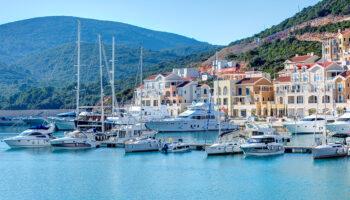 Lustica Bay - Montenegro